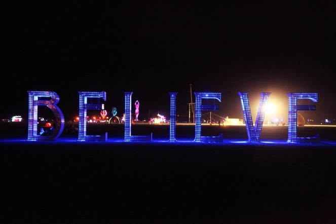 BURNING MAN '14