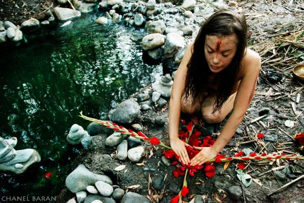 CHANEL BARAN - DIVINE FLOW