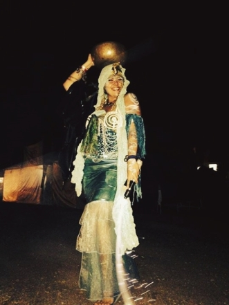 Woodenbong Fire Show | Palm Creek Folk Festival | AUS 2014