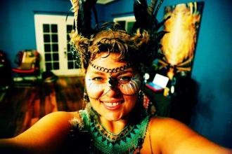 Ceremonial Goddess Photoshoot | USA 2014