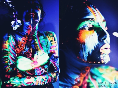 UV Photo Shoot | AUS 2011