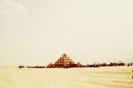The Temple | Burning Man Festival | USA 2013
