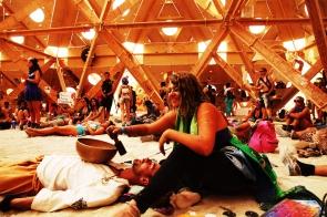 The Temple | Burning Man Festival | USA 2013