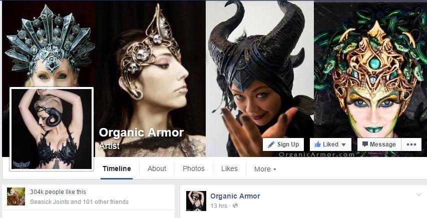 Organic Armor